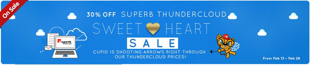 Thundercloud Special Banner