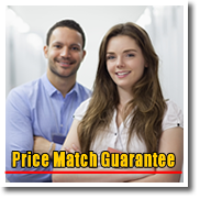 pinky shake price match guarantee